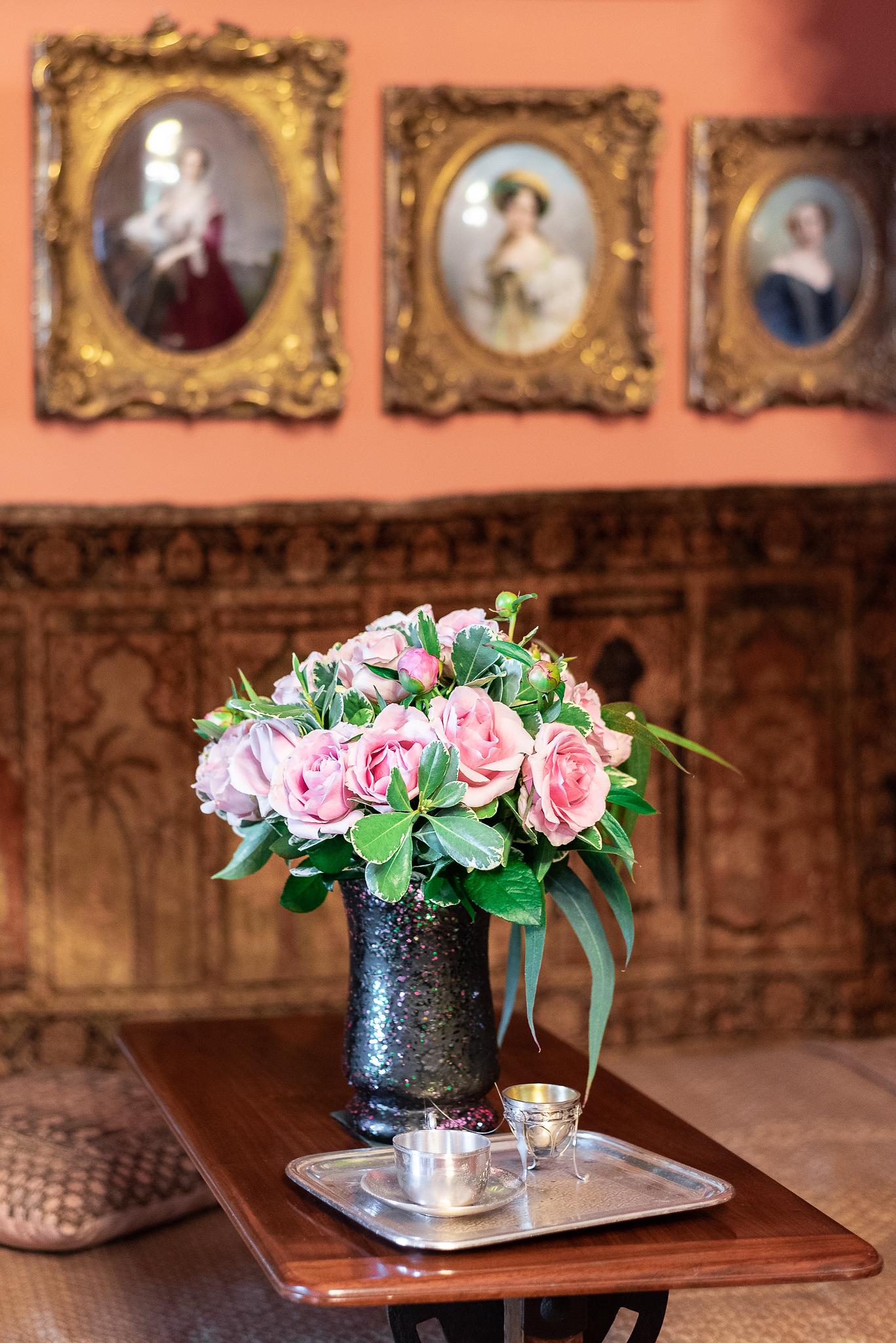 Muzeum Zamoyskich w Kozłówce Róża do wszystkich rzeczy Avalanche+