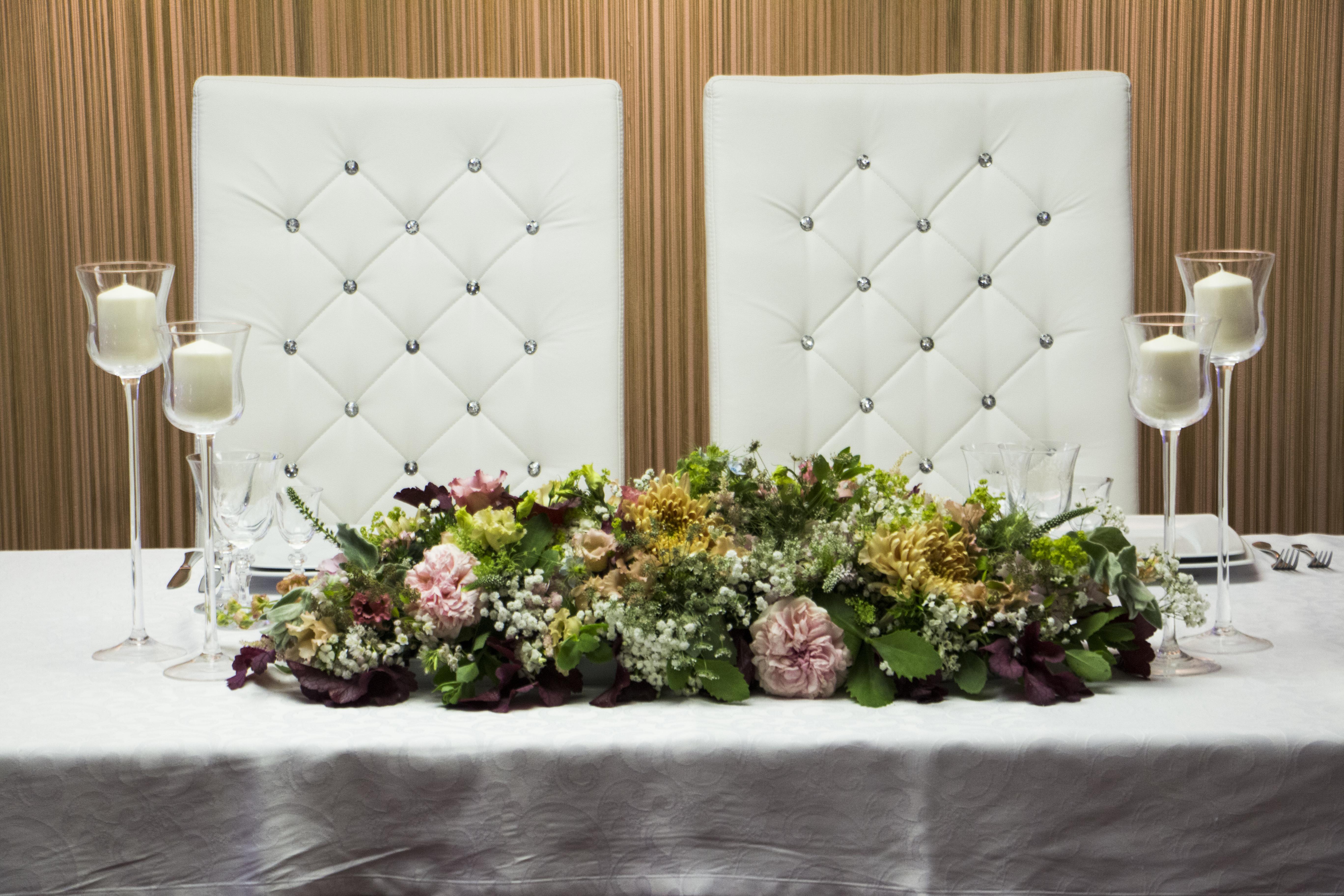 chryzantemy ślub wesele